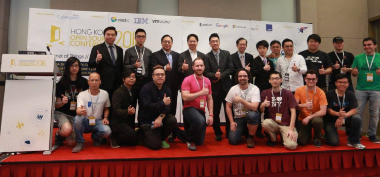 Hong Kong Open Source Conference (HKOSCon) 2016