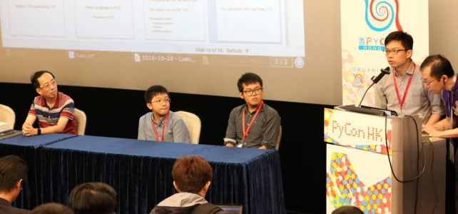 PyCon Hong Kong 2016