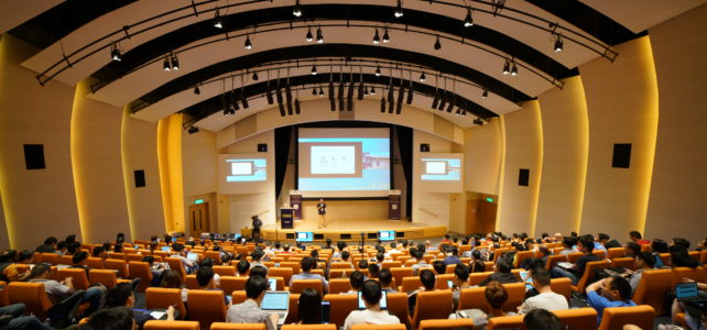Hong Kong Open Source Conference (HKOSCon) 2018